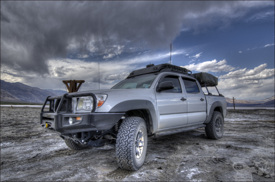Project Serenity An 08 Tacoma Dc Overland Build Up